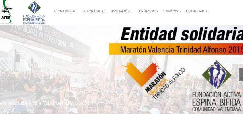 34º Maratón Valencia Trinidad Alfonso y Fundación Activa Espina Bífida