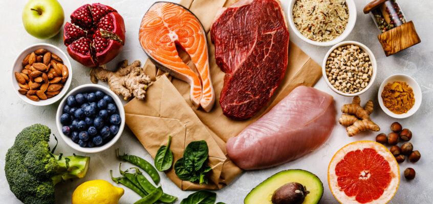 Alimentos que ayudan a reforzar nuestro sistema inmunitario